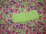 tricot,point mousse